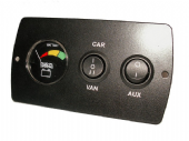 Plug In System Control Panel 2 (Black)